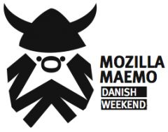 Логотип Mozilla Maemo Danish Weekend